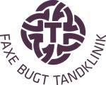 Faxe Bugt Tandklinik logo mørkt
