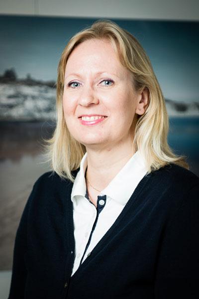 Klinikassistent Maria Emstrup