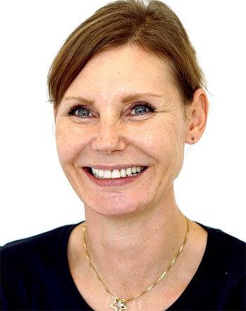 Afdelingstandlæge Anja Hagensen